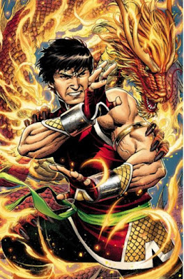 ACCORDING TO MARVEL, HOW TALL IS SHANG-CHI IN THE COMICS?
