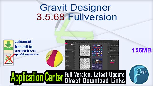 Gravit Designer 3.5.68 Fullversion