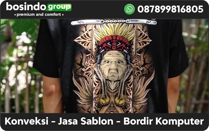 Jasa Sablon Maluku
