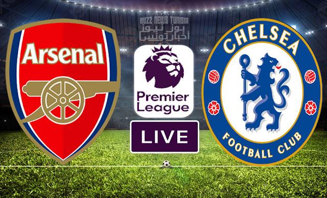 Match FootBall: Arsenal vs Chelsea En Direct Premier League