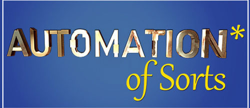 New Games: AUTOMATION* OF SORTS (PC) - Multiplayer Action Puzzle Game