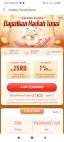 Cara Mendapatkan Kode Referral Neo+ Plus LT2N22 Dapat Uang Bonus Rp20 Ribu Langsung Masuk Rekening  Bank BNC