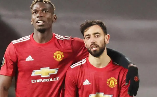 Pogba decides to extend his contract with MU