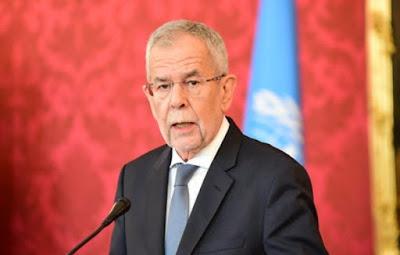 رئيس,النمسا,يعرب,عن,رأيه,حيال,ترحيل,اللاجئين,الأفغان