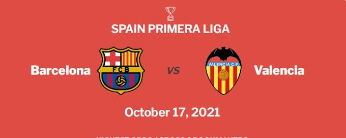 Barcelona vs Valencia Prediction, Livestream and Betting tips (2021)