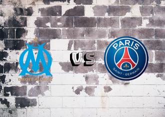 Olympique de Marsella vs Paris Saint-Germain  Resumen y Partido Completo