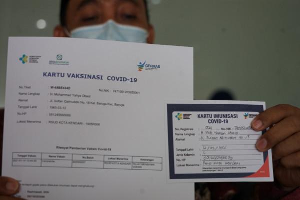 Sertifikat Vaksin Kedua Bakal Jadi Syarat Penerima Bansos