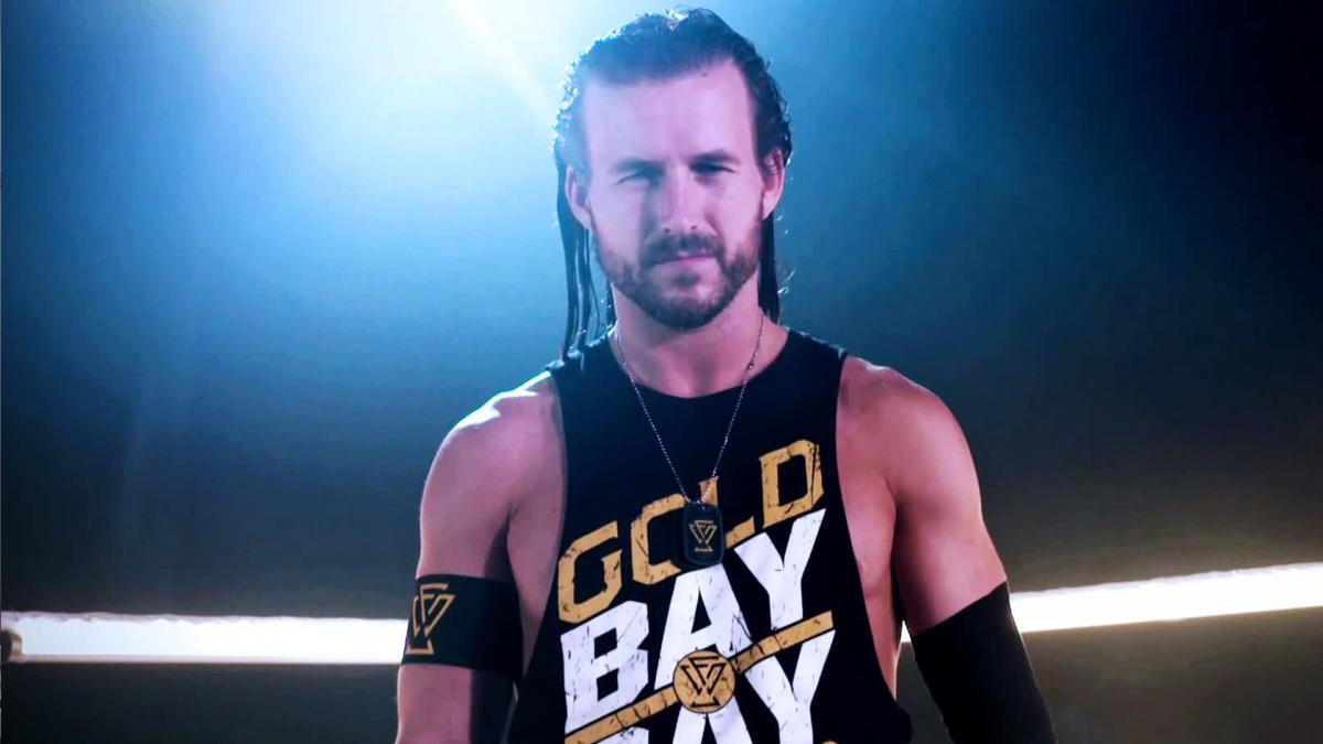 Adam Cole não deverá permanecer na WWE
