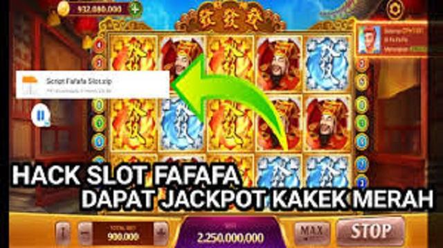 Cara Hack Scatter Fafafa
