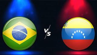 موعد مباراة البرازيل ضد فنزويلا في تصفيات كأس العالم والقنوات الناقلة لها