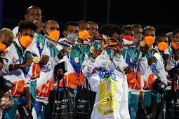 Lewat Laga Dramatis, Hockey Putra Papua Berhasil Rebut Medali Emas