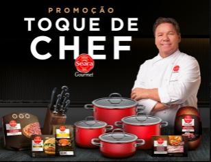 Toque de Chef Seara Gourmet Promoção 2021