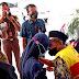 Tersangka Korupsi Bansos Covid-19 Untuk TPQ dan Madin Dibawa ke Semarang Diiringi Isak Tangis