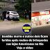 Bandido morre e outros dois ficam feridos após roubos de brinquedos nas lojas Americanas no Rio; veja o vídeo