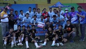 Lewat Drama Adu Pinalti, Tebo Tengah FC Juarai Bupati CUP 2021