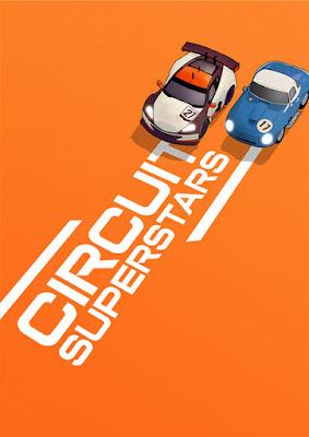 Capa do Circuit Superstars