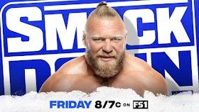 Ver Repetición y Resultados de Wwe SmackDown 15 de Octubre 2021 En Español