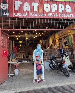 Mengunjungi Fat Oppa Karapitan