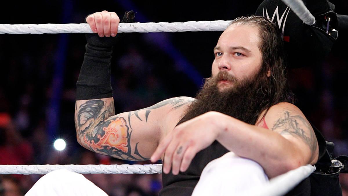 Bray Wyatt pode estar indo para a AEW