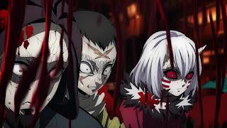 鬼滅の刃アニメ 26話 下弦の肆 零余子 Mukago CV.植田佳奈 | Demon Slayer Episode 26