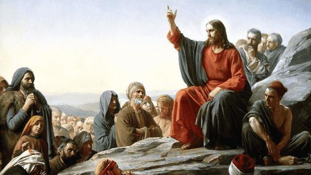 Bacaan Injil Senin 11 Oktober 2021