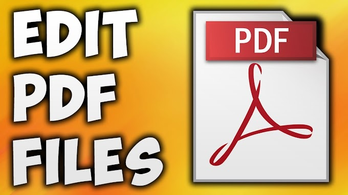 How to Edit PDF Online for Free, a List of PDF Editing Tools