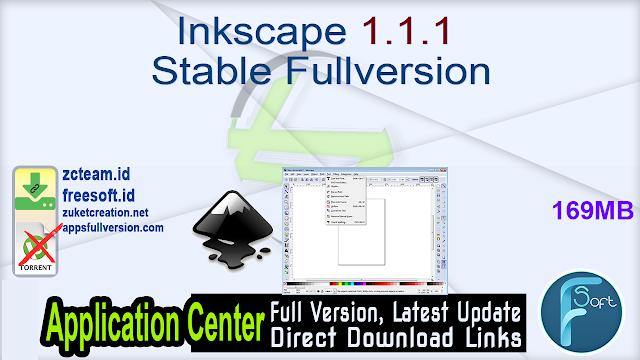 Inkscape 1.1.1 Stable Fullversion