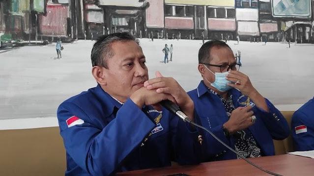 Kubu Moeldoko Minta Mahfud Tak Ikut Campur Polemik Gugatan AD/ART Demokrat
