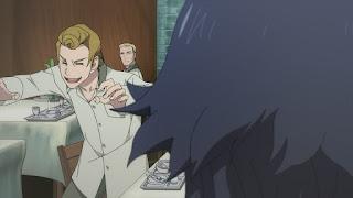 月とライカと吸血姫 第1話 ユスティン CV.白石稔   Tsuki to Laika to Nosferatu