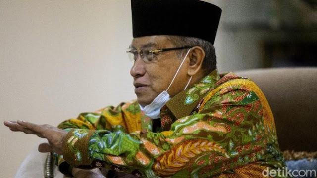 Said Aqil Siap Maju Kembali Jadi Ketum PBNU, Gus Umar: Please Jangan Naik Lagi!
