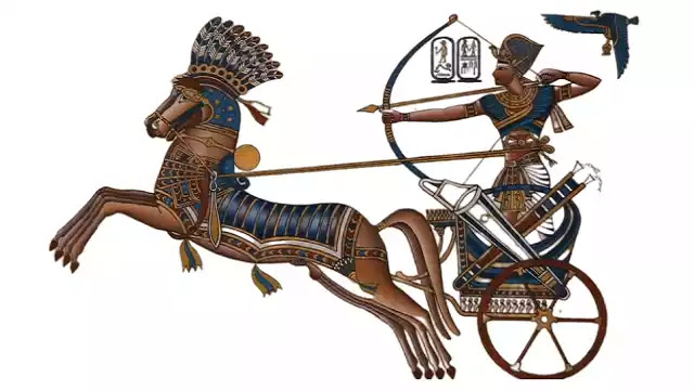 Ancient Egyptian Chariots