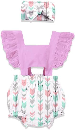 Cheap Newborn Baby Girl Clothes