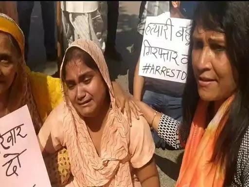 बहू से प्रताड़ित होकर परिवार ने की खुदकुशी: सोनीपत पुलिस ने 7 नामजद आरोपियों में से किसी को नहीं पकड़ने पर दिल्ली से पुरुष अधिकार आयोग का दखल