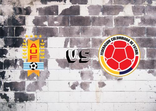 Uruguay vs Colombia  Resumen