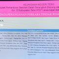 Kejari Tebo Usut Dugaan Korupsi Perkejaan Jalan Padang Lamo