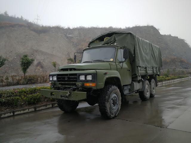 Trucks Field Ambulance, Troop Carrier Light and Troop Carrier Medium Acquisition Project (2020) of the Philippine Army