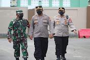 Personel Gabungan TNI-Polri Lakasanakan Pengamanan VVIP Kedatangan Wapres RI ke Ponpes An-Nawawi Tanara