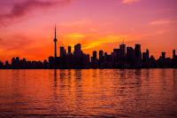Toronto Dawn - Photo by Yalın Kaya on Unsplash