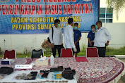 Penangkapan di USU, BNN Sumut Nyatakan 31 Orang Positif Narkoba