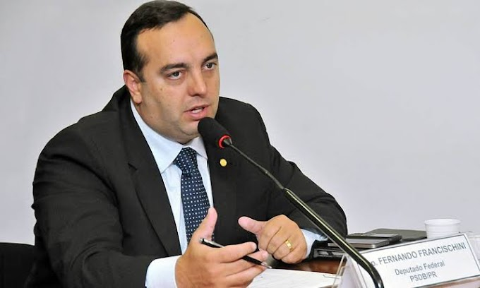 TSE julga hoje ação que pode cassar Delegado Francischini