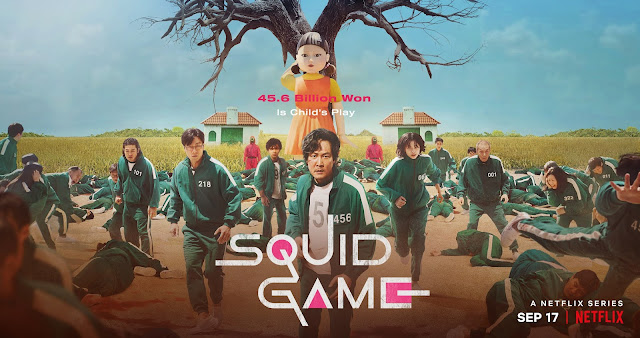 Download Squid Game S1 All Episode In Dual Audio Hindi - English