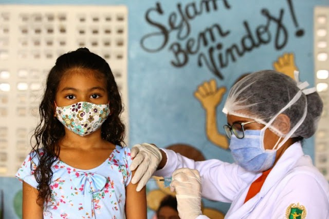 """""""Dia D"""" de vacinação em crianças e adolescentes no Ceará ocorre neste sábado, 16"""