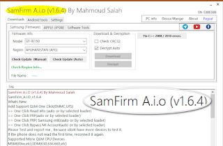 Download SamFirm_FRP_Tool_V1.6.4 Free
