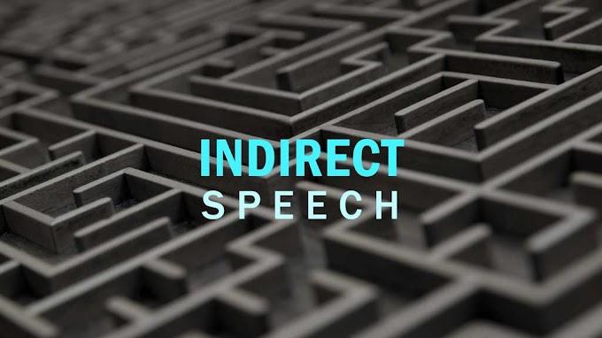 Indirect Speech คืออะไร