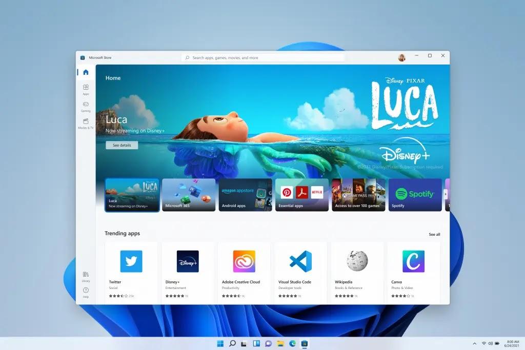 salah satu fitur terbaik windows 11 adalah akses langsung ke aplikasi android