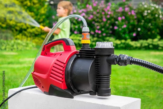 8 Best Water Pumps for Home Use [Buying Guide 2021]