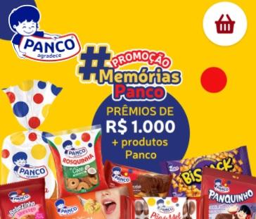 Memórias Panco Promoção 2021
