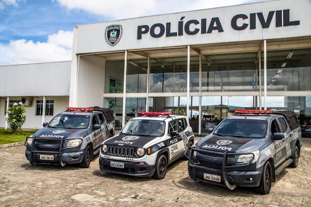 Concurso da Polícia Civil da Paraíba com 1.400 vagas terá edital publicado na próxima quarta-feira