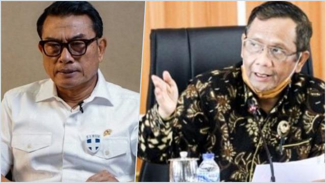 Mahfud Ungkap Arahan Jokowi soal KLB Moeldoko: Tak Usah Disahkan Meski Teman