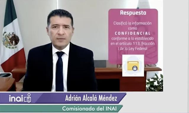 UNAM debe entregar títulos profesionales de Luisa María Alcalde, Jorge Alcocer Varela y Hugo López Gatell: INAI